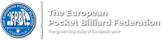 European Pocket Billiard Federation Logo
